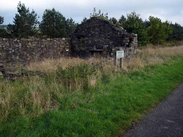 Ruins of Corseglass School