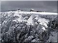 NN1671 : Ben Nevis Summit by Angus