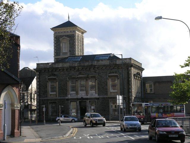 Llanelli Public Library