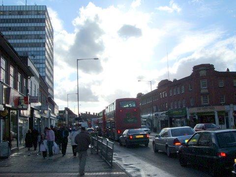 Station Road, Edgware