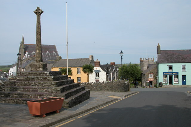 The Cross, St Davids