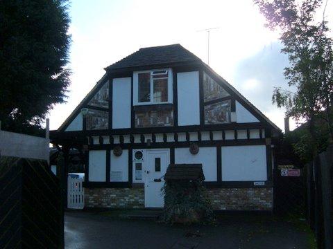 Olde style house, Edgware
