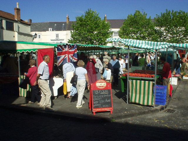 Wells Farmers' Market