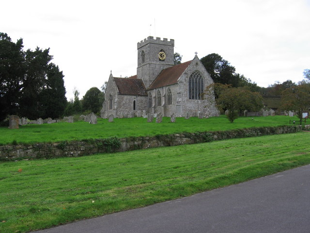 Church of St Mary, Dinton