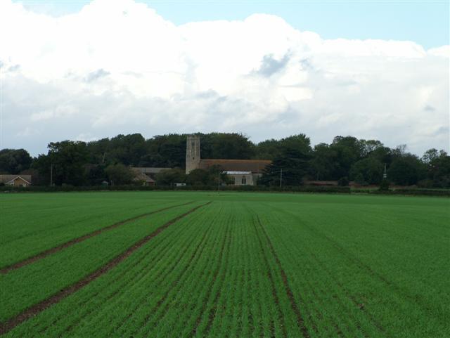 All Saints' Church, Woodton