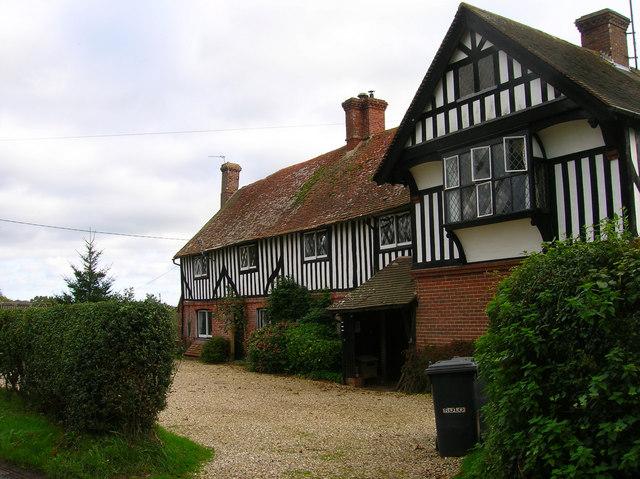 Hale Farm House, Hale Green