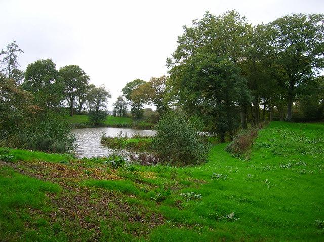 Pond, Braysland Farm