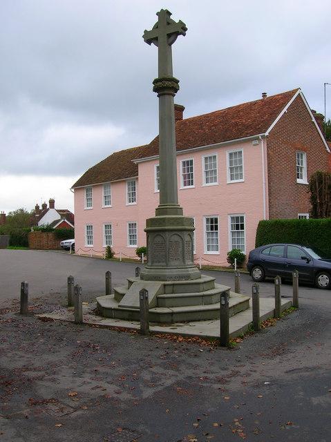 War Memorial, Waldron