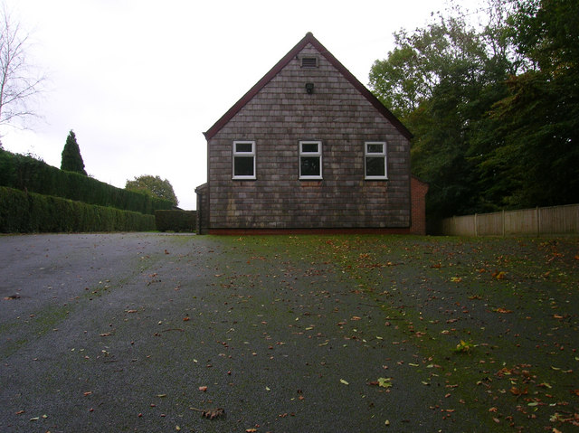 Ebeneezer Methodist Chapel, Pick Hill