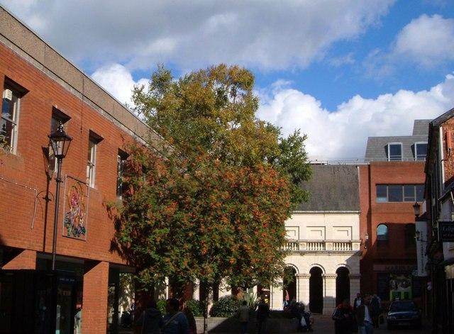 Waterbeer Street, Exeter