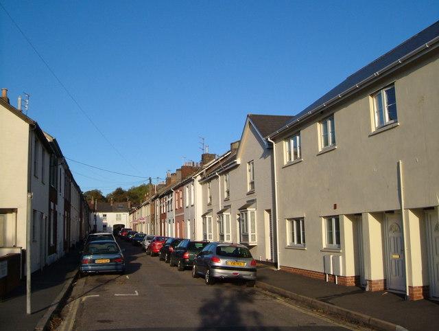 Codrington Street, Exeter