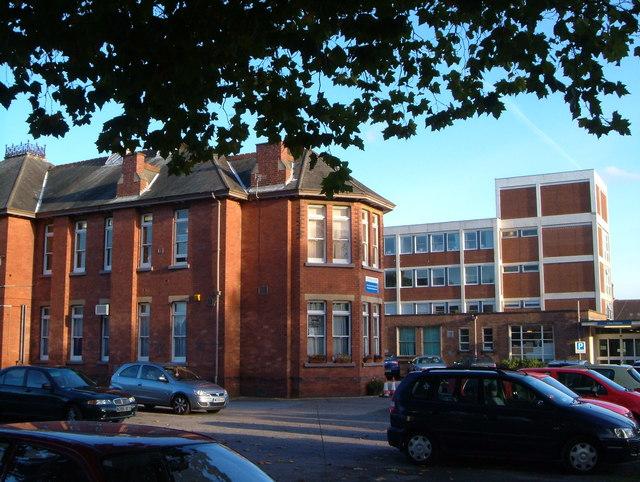 Heavitree Hospital