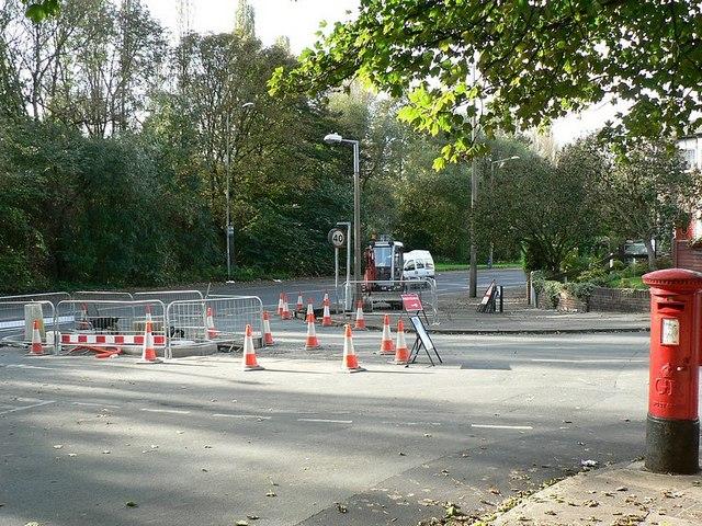 Roadworks, Vesper Gate Drive