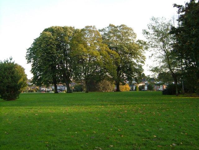 Heavitree Pleasure Ground