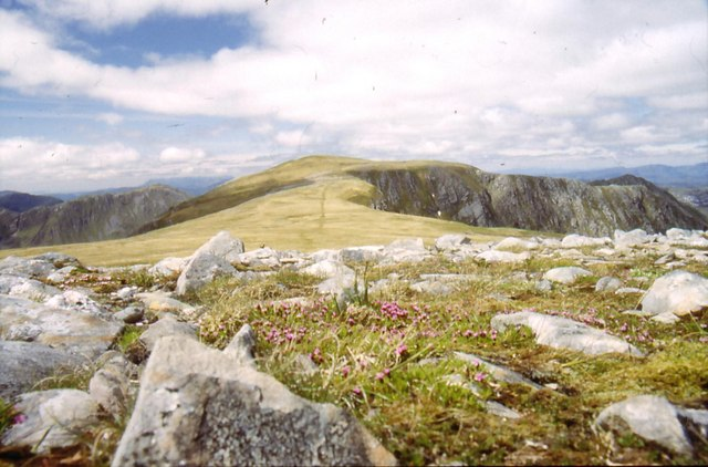 Summit Plateau of Beinn Attow