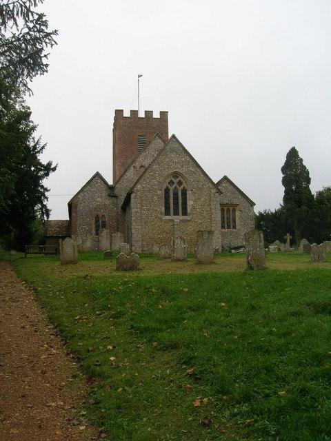 Parish Church of St Andrew Tichborne