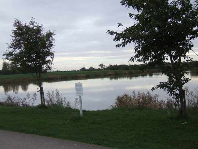 Baden Hall Fishery