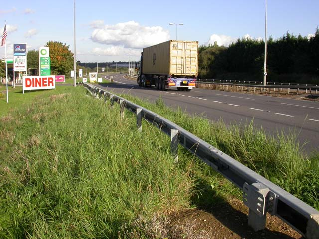 A45 Northwest of Rushden