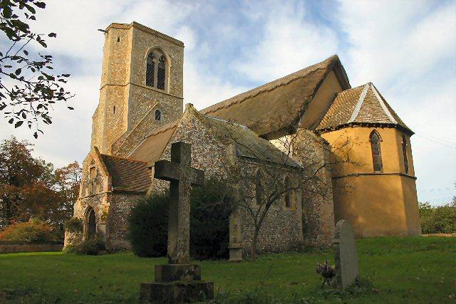 St John, Rushford