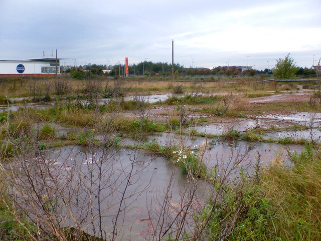 Site of the Old Fish Sheds