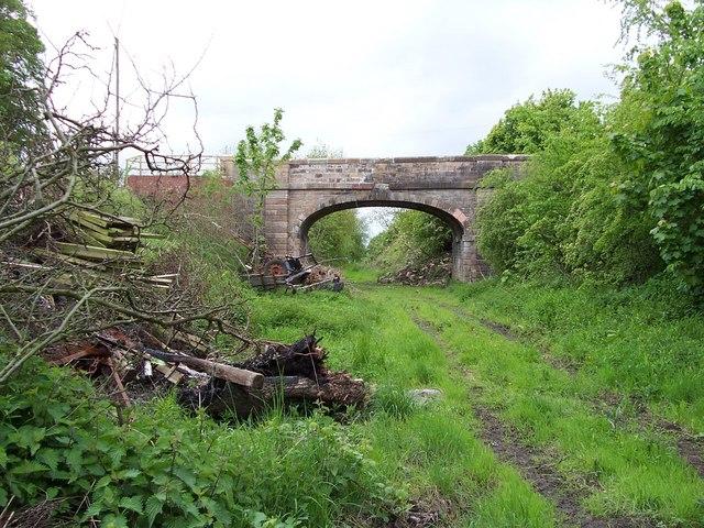 Derelict Railway Line