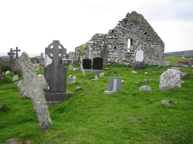 Kilcatherine Church