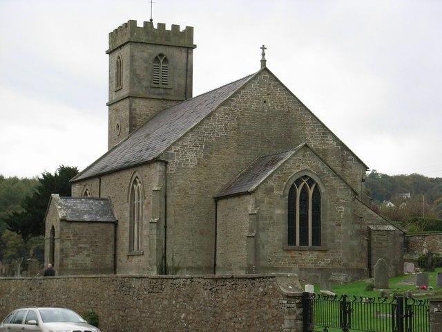 Holy Trinity Church, Drybrook  (Forest Church)