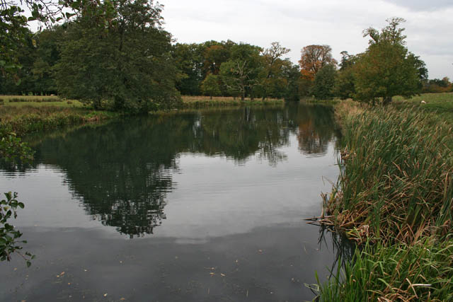 West Towthorpe Hollow Pond, Belton Estate