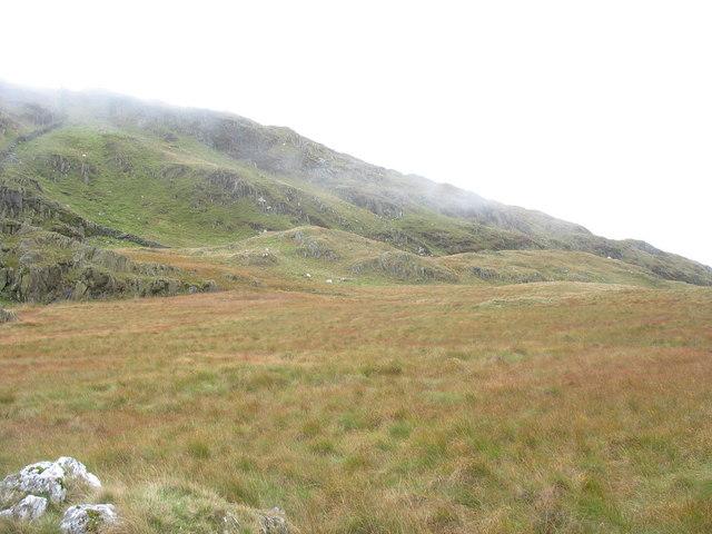 Bwlch Cwmystradllyn Pass