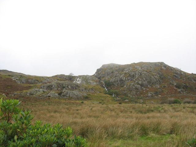 Waterfall on the Afon Goch