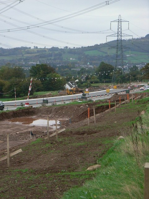 Dualling of the A465
