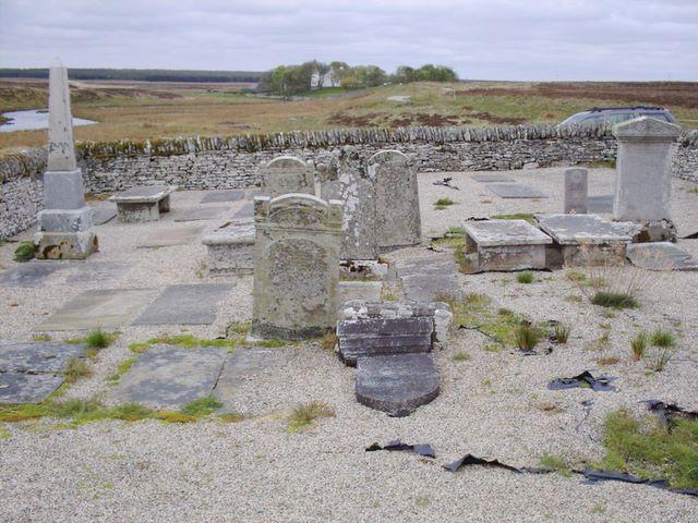 Auchrenie Cemetery