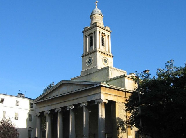 St Peter's Parish Church, Eaton Square