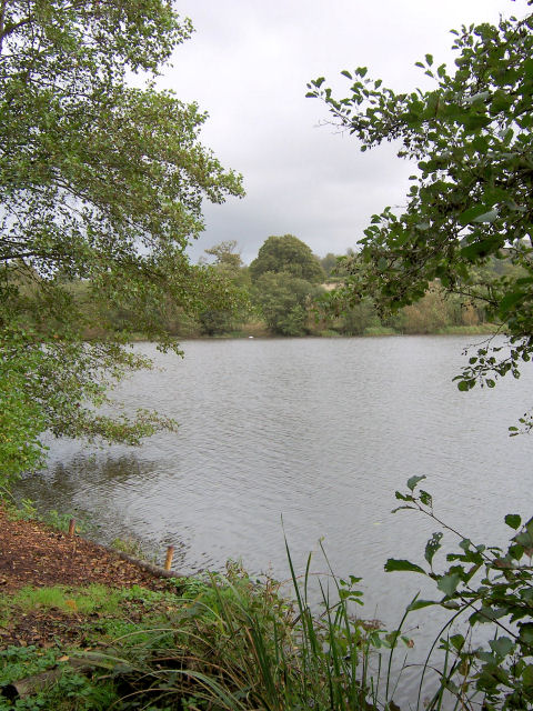 The Lower Lake, Eridge Park, near Tunbridge Wells