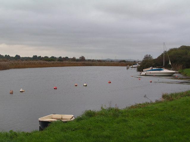 River Frome at Ridge