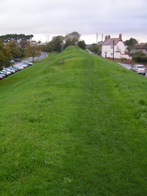 Saxon Walls, Wareham