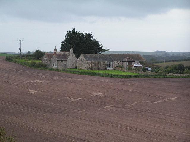 Sandyhill Farm, East of Corfe Castle
