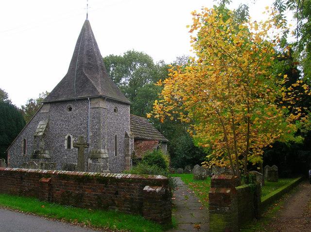 St James' Church, Ashurst