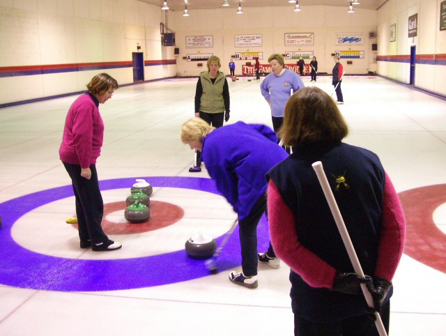 Atholl Curling Rink