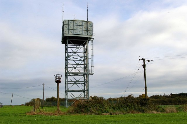 Allhallows Water Tower