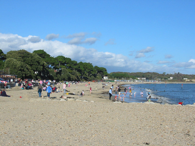 Avon Beach Mudeford Christchurch Dorset