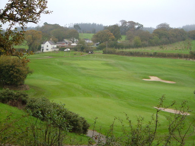Elfordleigh Golf Course