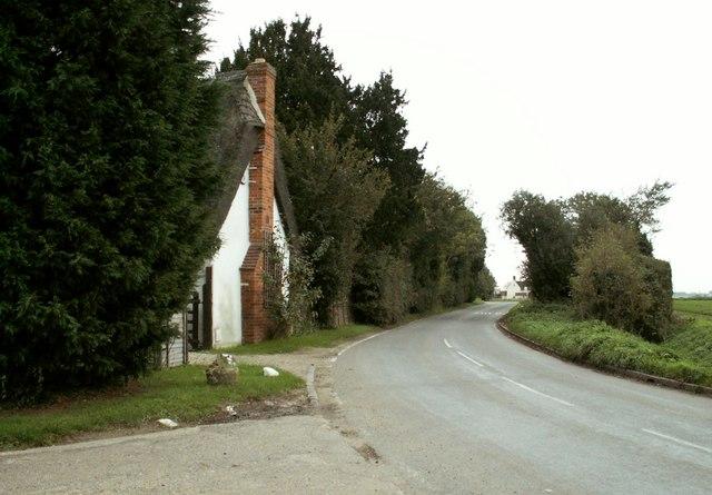 Debden Road at Purton End