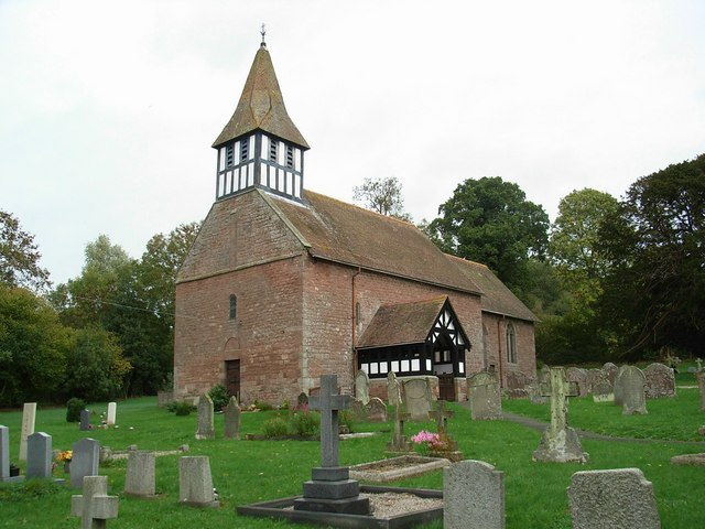 St. Michael's Church, Castle Frome