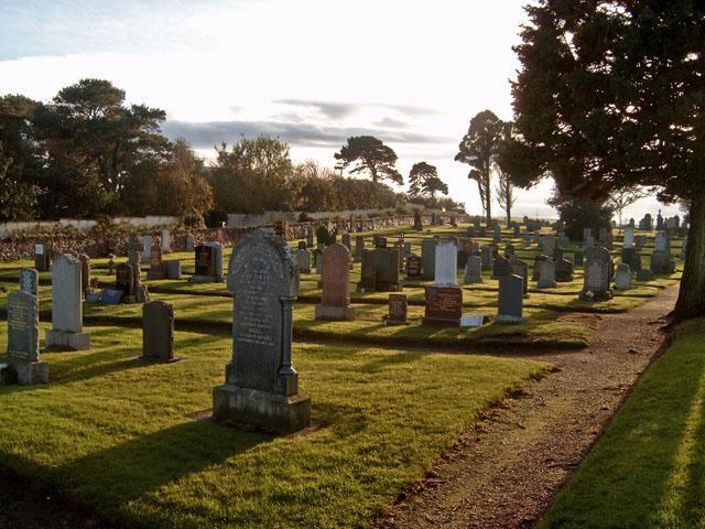 Ardersier Cemetery