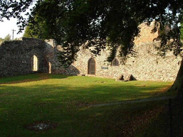 The Priory, St Olaves