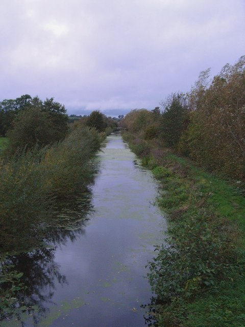 Montgomery Canal from Tanhouse Bridge