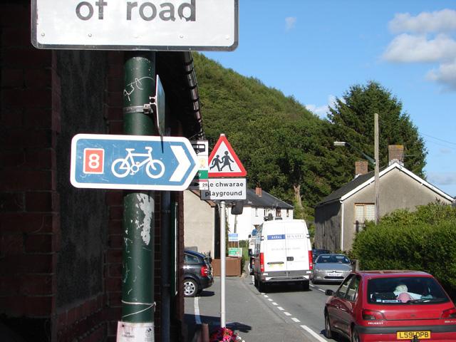 Sustrans Route No 8