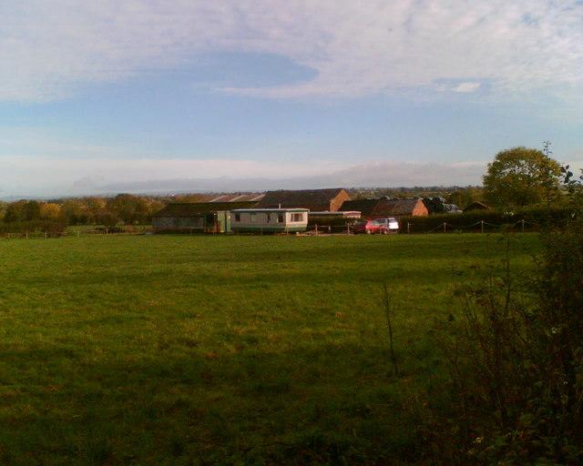 Farm Buildings, Scalebyhill