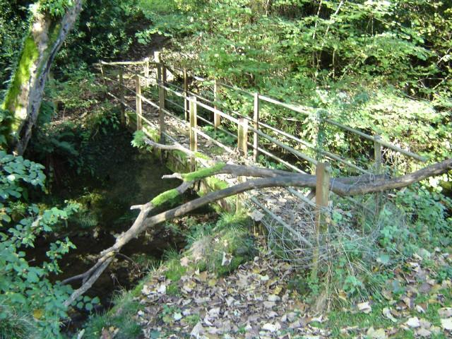 Bridge over Afon Terrig